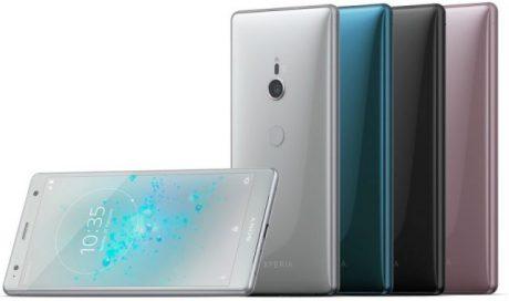 Ecco svelate in anticipo le quattro colorazioni dei Sony Xpe