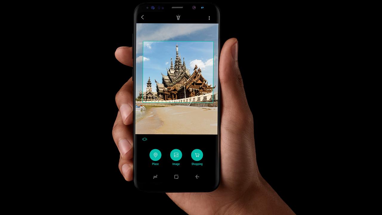 Bixby Vision potrebbe tradurre i testi stranieri in tempo reale