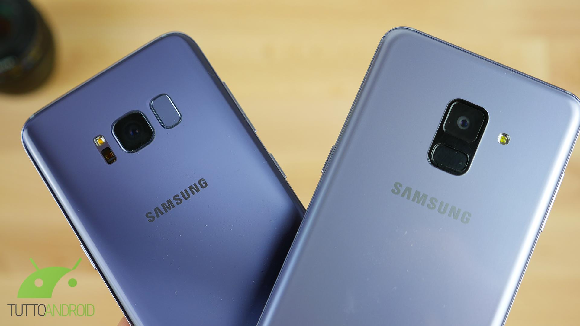 Samsung Galaxy S9+: ecco la variante Coral Blue