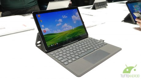 Huawei MediaPad M5 e M5 Pro, Huawei continua a credere nei tablet: anteprima da MWC (video)