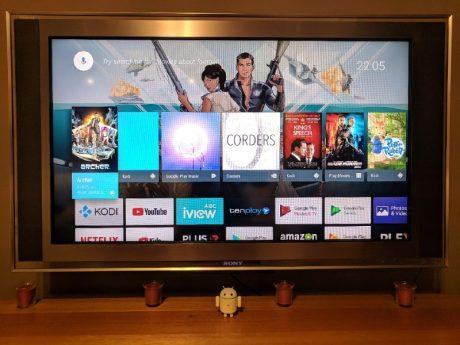 Kodi android tv 1