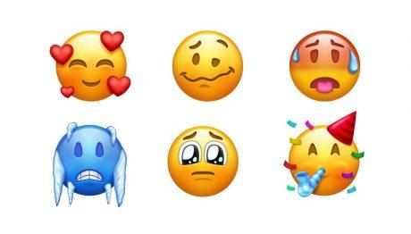 New emoji 11 smileys emojipedia