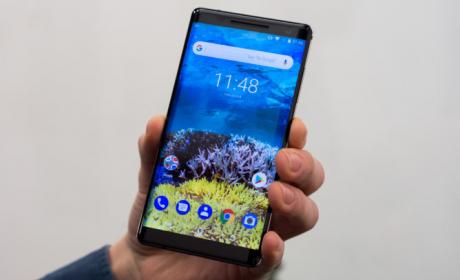 Nokia 8 Sirocco è ufficiale al MWC 2018: il primo flagship con Android One