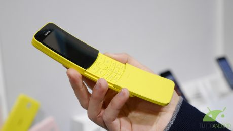 Nokia 8110 banana mwc 2018