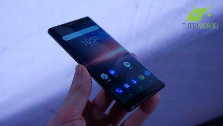 Nokia 8 Sirocco e Nokia 2 ricevono in India le patch di sicurezza Android di maggio