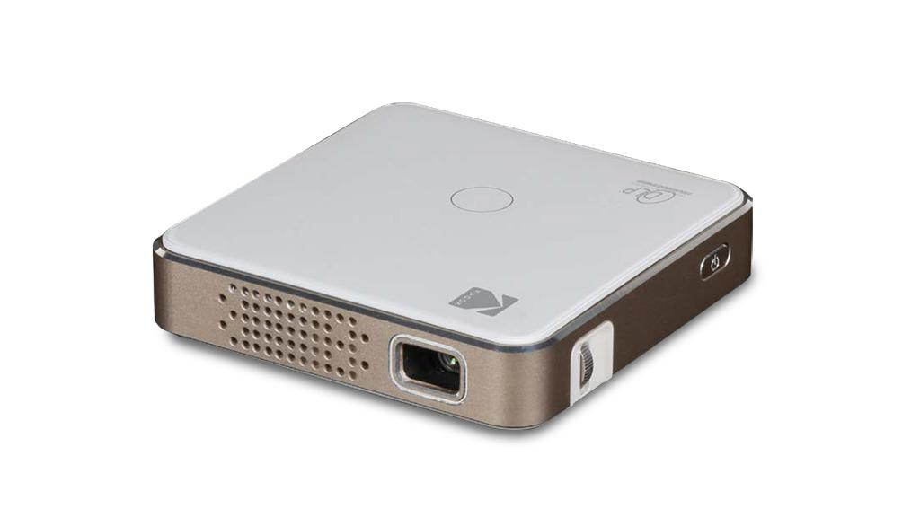 Kodak presenta tre nuovi video proiettori portatili dal prezzo ...