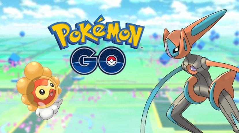 Pokemon GO - arriva Rayquaza e altri Pokemon di Hoenn!