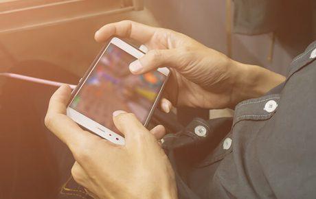 RAVEN è un sistema che permetterà di giocare su smartphone r