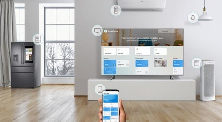 Samsung SmartThings si aggiorna e migliora l'integrazione con Android Auto