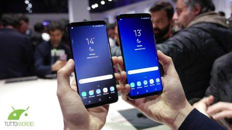 Samsung Galaxy S9 e S9 Plus: le nostre impressioni a caldo d