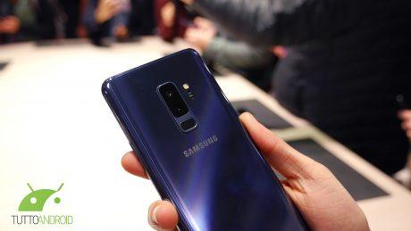 Samsung galaxy s9 mwc 4