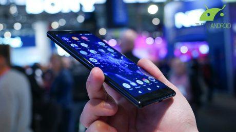 Sony Xperia XZ2 e Xperia XZ2 Compact: autonomia e tempi di r