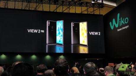 Wiko view 2 linea presentazione