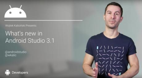 Android Studio 3.1