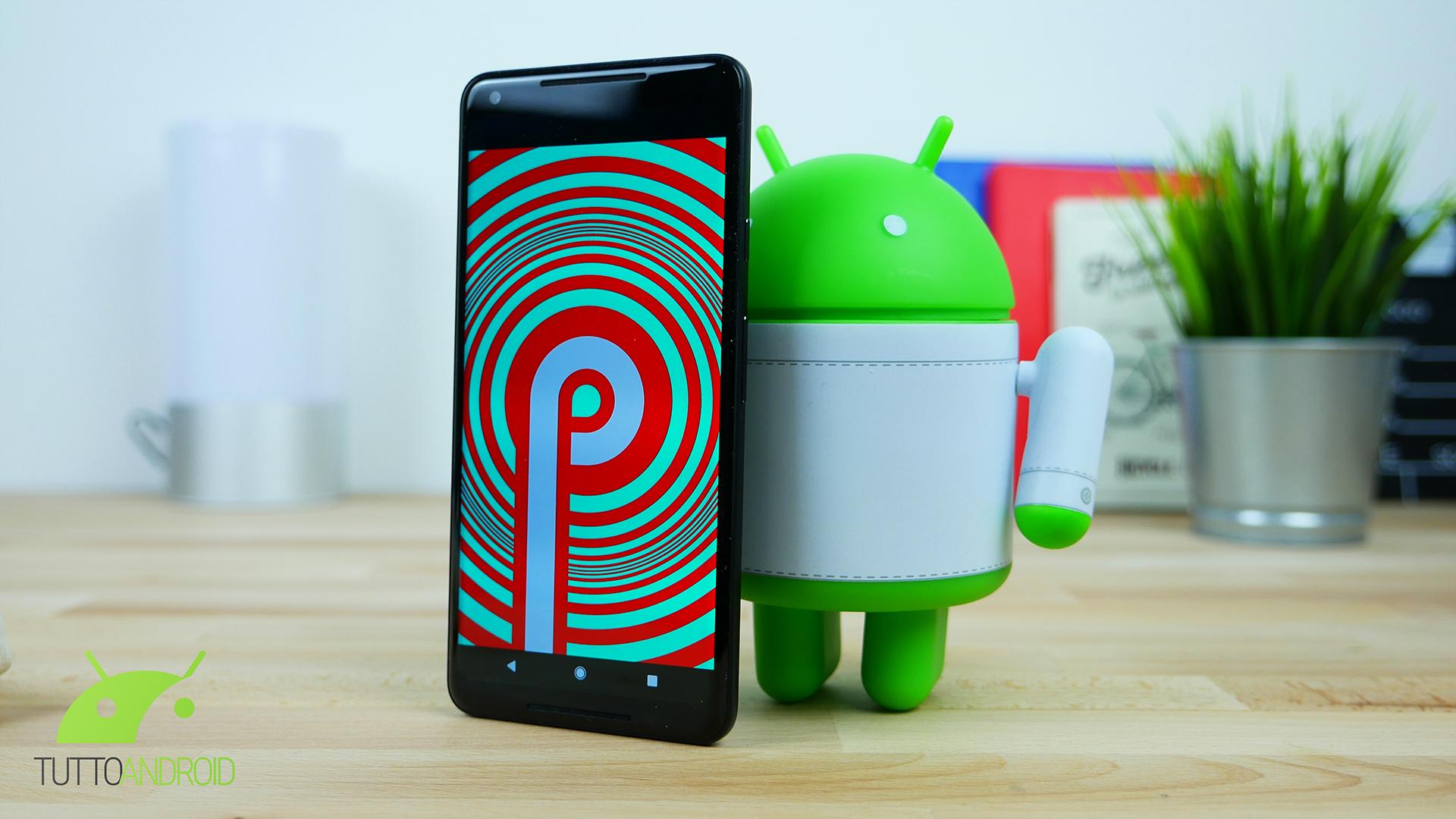Android 9 Pie è ufficiale e già pronto al download per 5 smartphone