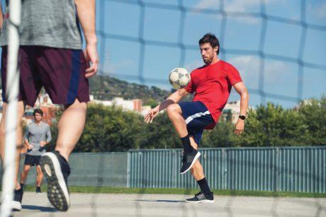 Fitbit Versa Lifestyle SoccerGame