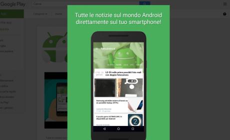 Google Play Store nuova interfaccia web