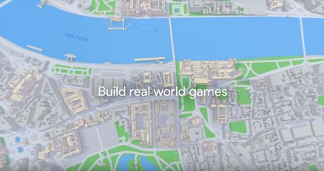 Google maps open source