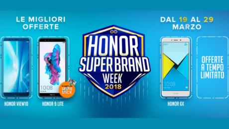 Honor SuperBrand Week