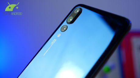 Huawei P20 Pro con un update otterrà una modalità ultra slow-motion e altri miglioramenti