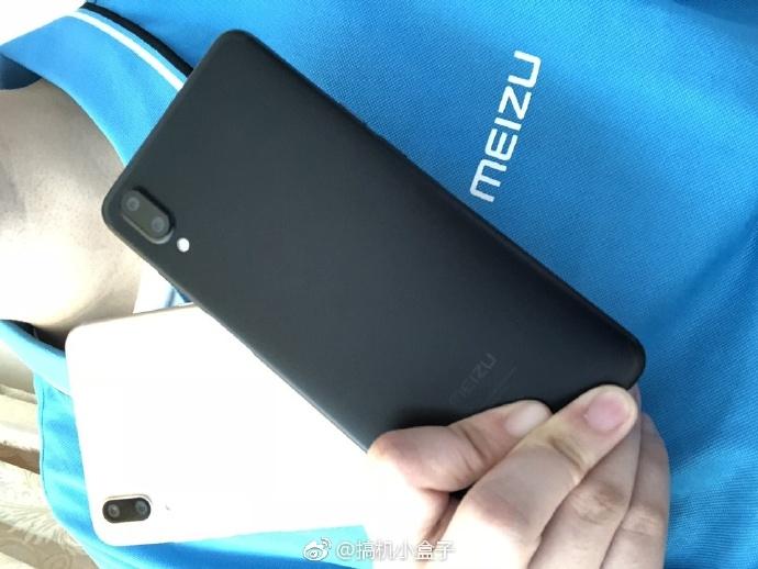 Meizu E3, schermo 18:9 e doppia fotocamera