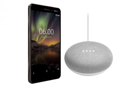 Nokia 6 (2018) è in realtà Nokia 6.1 e regala il nuovo Googl
