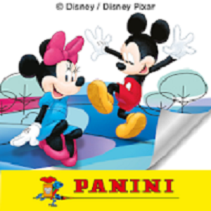 Panini Stickers Disney Friends