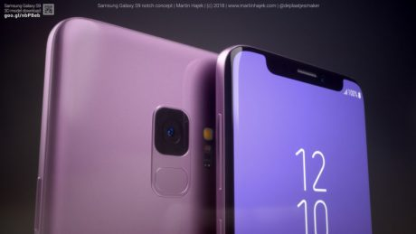 Samsung Galaxy S9 Notch Martin Hajek 10