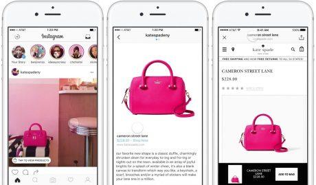 Instagram porta la condivisione dei post nelle Storie e Shopping in altri otto Paesi