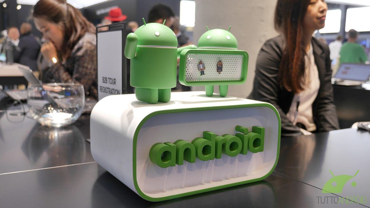Android P: la versione finale verrà rilasciata nel Q3 2018