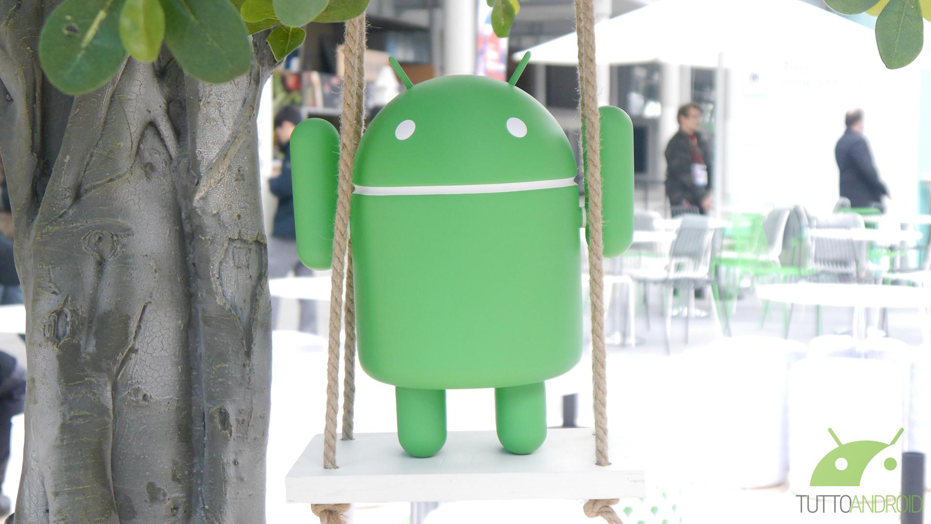 Android robottino