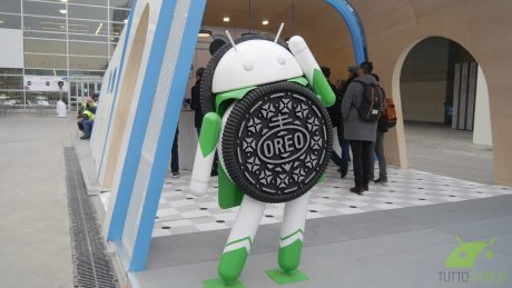 Android oreo mwc18