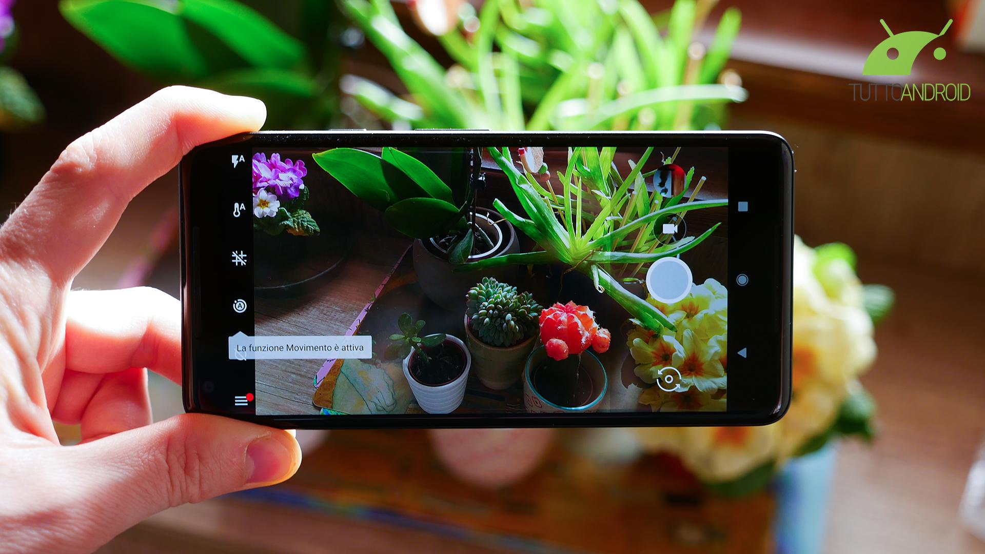 Android 11 toglie il limite alla registrazione video, Google Fotocamera lo mantiene