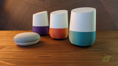 Google Home sembra avere problemi di udito e su Gboard ci sono problemi con gli swipe