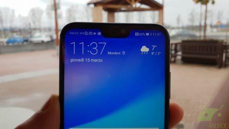 Il notch è solo una transizione per Huawei, che pensa alle c
