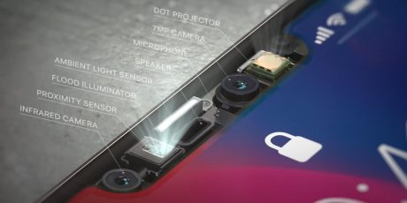Apple blocca le forniture di componenti per il Face ID ai co