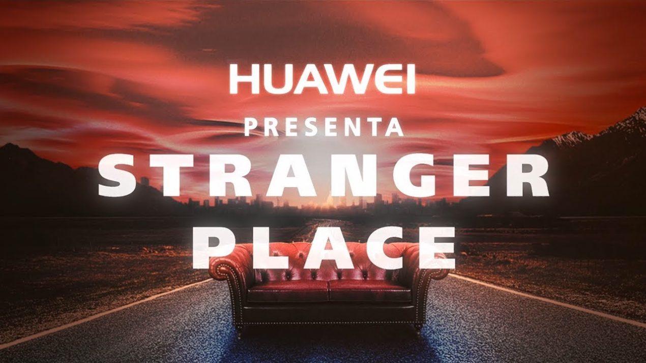 Huawei coinvolge con il concorso Stranger Place
