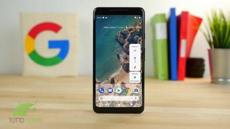 Google Pixel Launcher: in test l'icona di Assistant nella ba