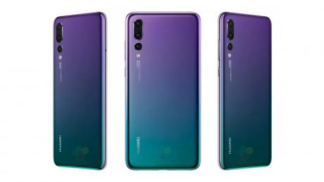Huawei P20 Pro: fotocamera principale da 40 megapixel e zoom