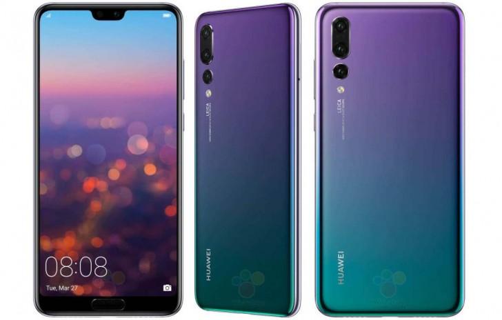 Anche Huawei Mate 20 e Mate 20 Pro in Twilight, parola di