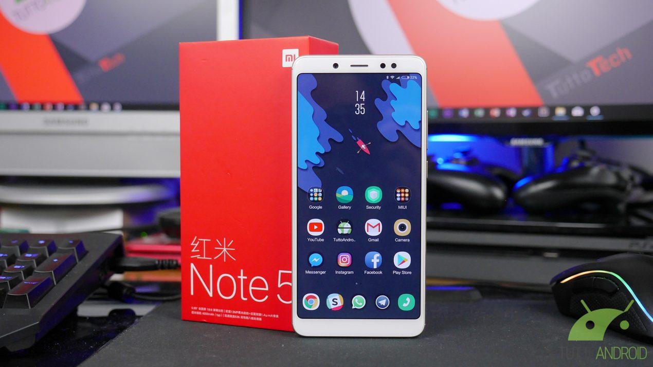 Recensione Xiaomi Redmi Note 5 Il Nuovo Re Della Fascia