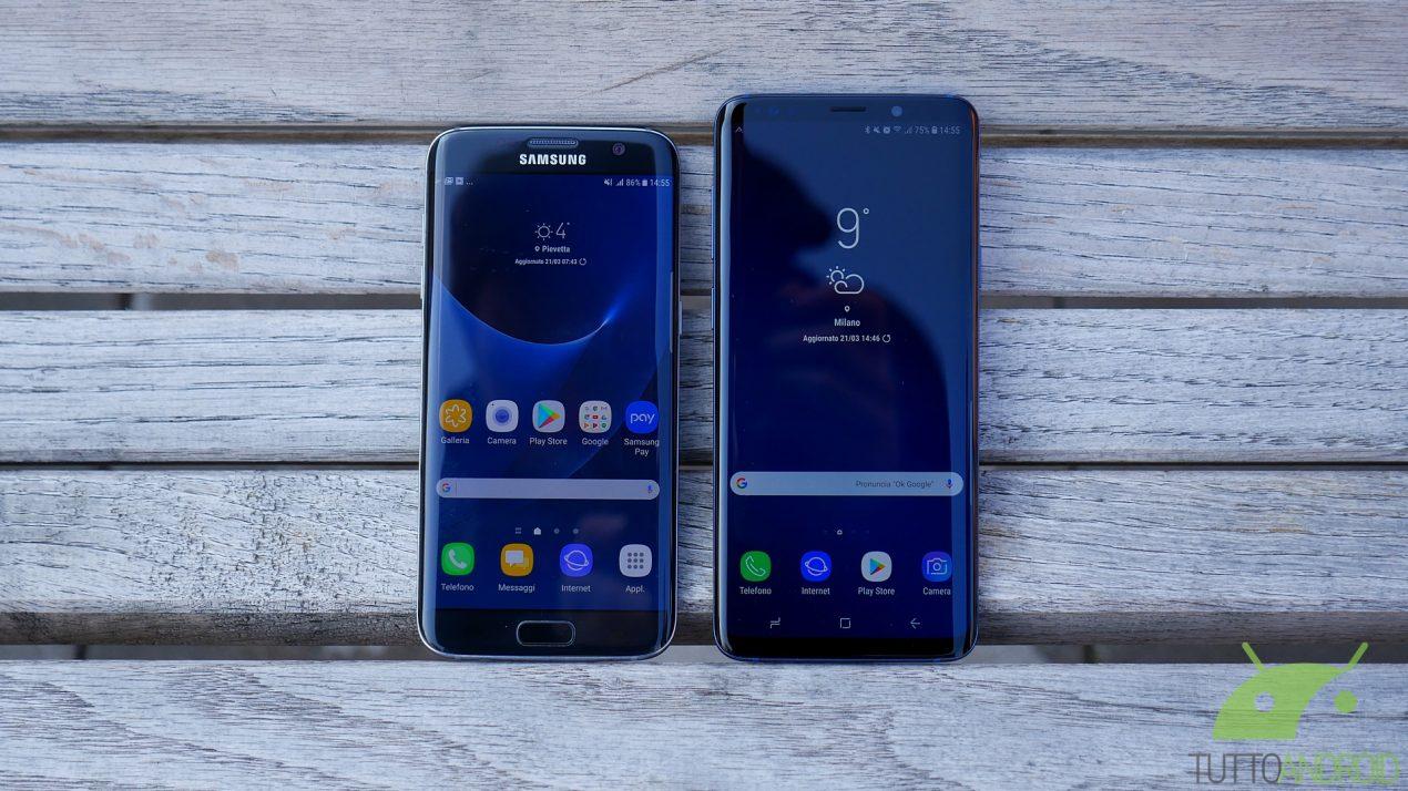 Samsung Galaxy S7 Edge 232 Giunto Il Momento Di Cambiare