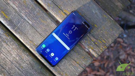 Alcuni Samsung Galaxy S9 e S9 Plus hanno ampie zone morte ne