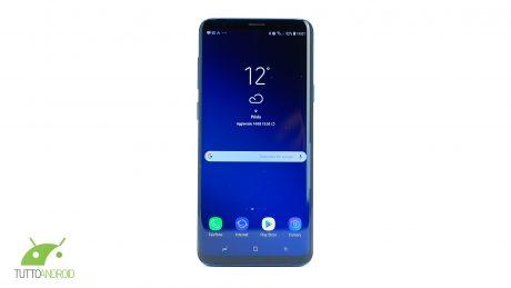 Samsung galaxy s9 plus 9