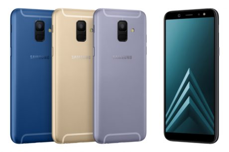Galaxy A6 and A6 plus main 1