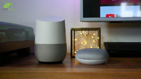 Google home google home mini 2