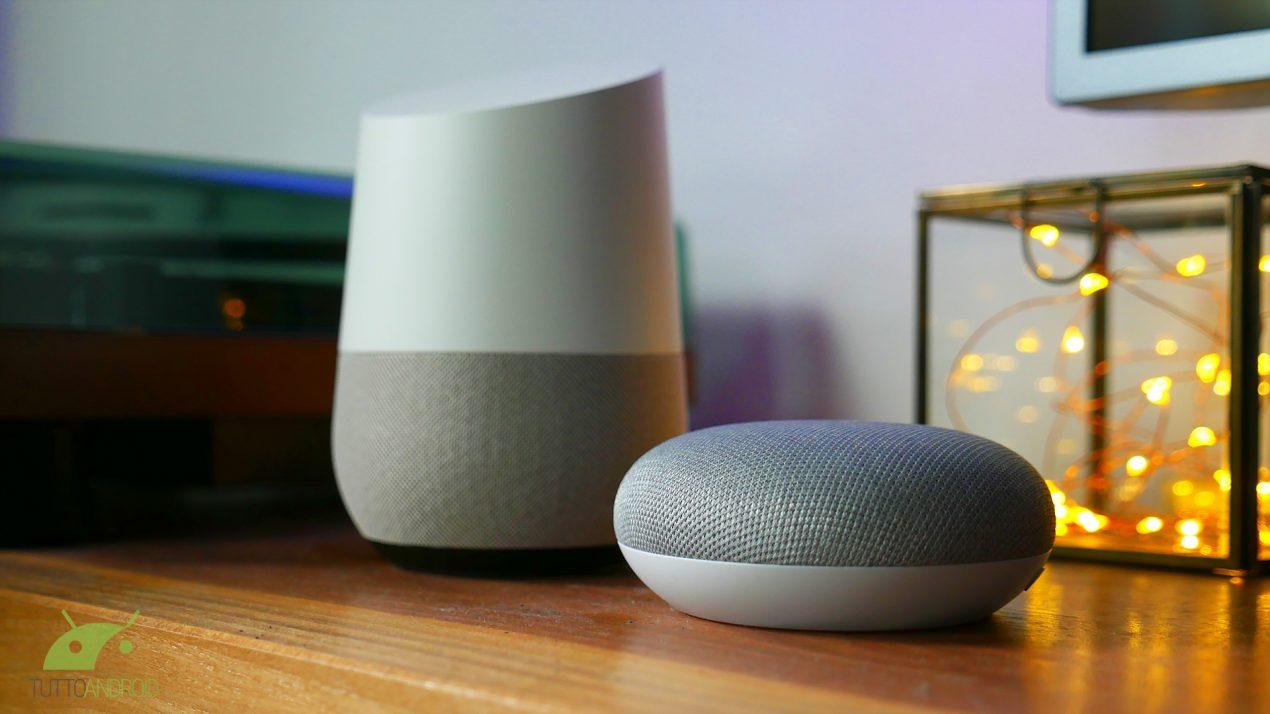 Google Home O Google Home Mini Quale Scegliere Ve Lo