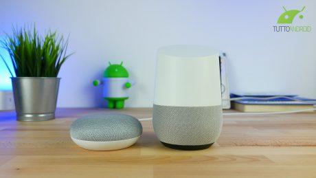 Google Home supporta i servizi Pandora Premium e Deezer