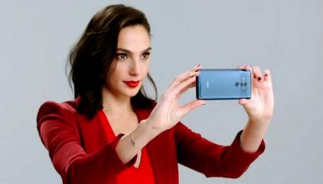 Huawei Mate 10 Pro Gal Gadot