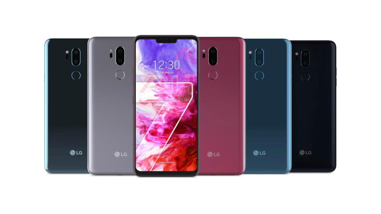 LG G7 ThinQ ufficiale: svelata la data di presentazione